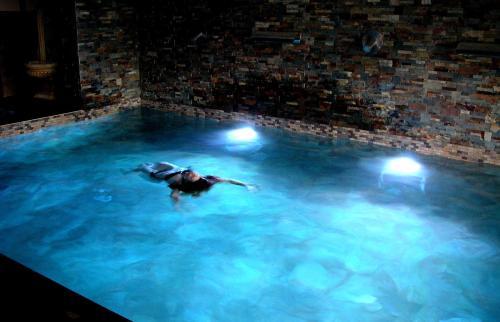 Habitación Doble con acceso al spa Hotel Rural y SPA Kinedomus Bienestar 8