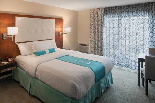 Aqua Blue Hotel 룸 사진