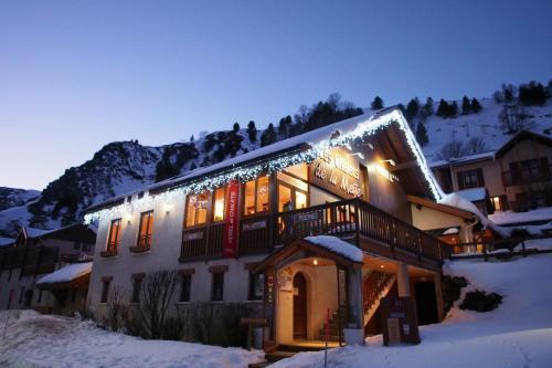 Appart'hotel Panoramic-Village - Accommodation - La Grave