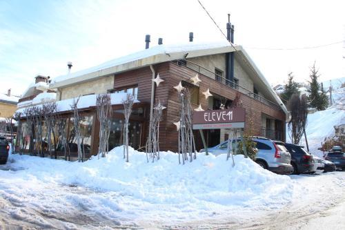 . Eleven Hotel