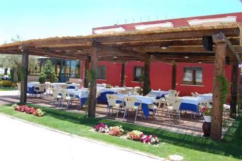 Restaurante Hotel Cuatro Calzadas 39