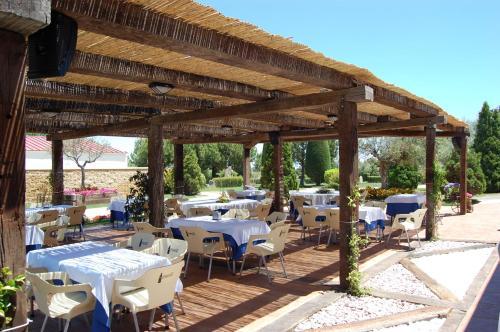 Restaurante Hotel Cuatro Calzadas 29