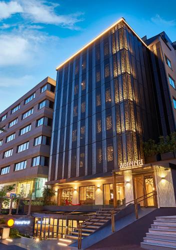 Istanbul Manna Boutique Hotels tatil