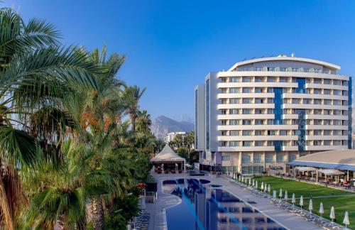 Antalya Porto Bello Hotel Resort & Spa yol tarifi