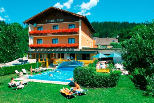 . Hotel Restaurant Thadeushof