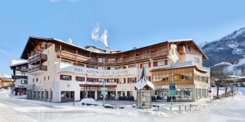 Das Alpenhaus Kaprun Kaprun