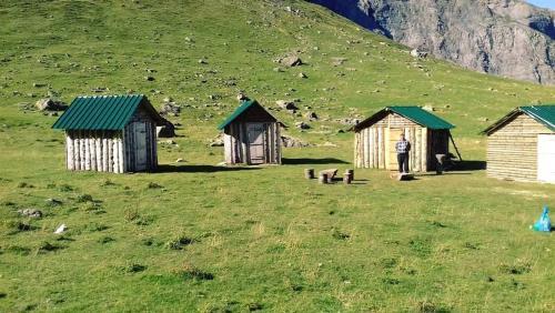 Korabi Mountain Camping