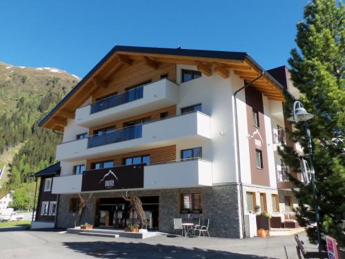 Alpinhotel Monte Superior - Hotel - Galtür