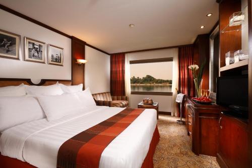 Hotel M/S Nile Goddess Cruise - Luxor- Aswan - 04 & 07 nights Each Monday