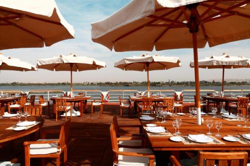 Hotel M/S Nile Goddess Cruise - Luxor- Aswan - 04 & 07 nights Each Monday