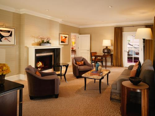 The Beverly Hills Hotel - Dorchester Collection 룸 사진