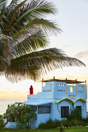 Calabash Bay P A, Treasure Beach, St Elizabeth, Jamaica.