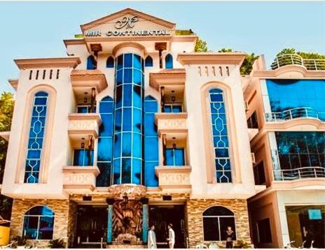 . Mir Continental Hotel