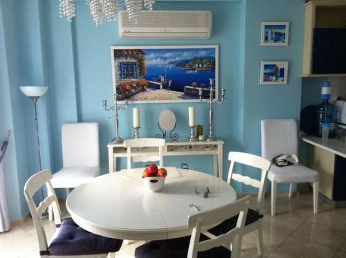 Fethiye Sun Set Beach Club villa Pearl 3 map