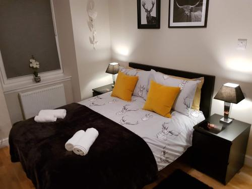 Smart & Cozy Holiday Apartment In The City Centre