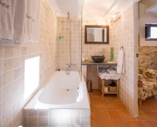 Double Room Hotel Rural Can Partit - Adults Only 15