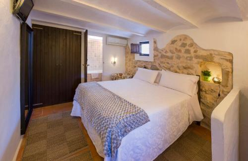 Double Room Hotel Rural Can Partit - Adults Only 13