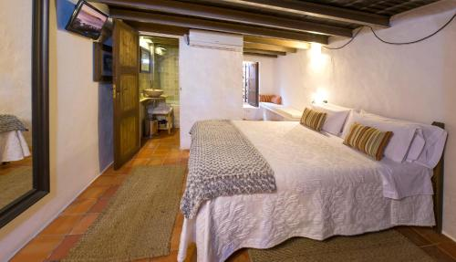 Double Room Hotel Rural Can Partit - Adults Only 11