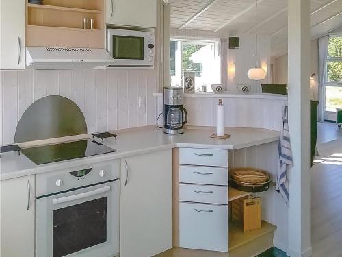 Holiday home Fløden in Fjellerup