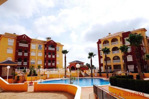 Isla del Baron - A Murcia Holiday Rentals Property - Los Alcázares