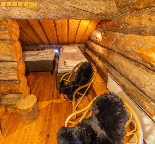 Apartments Kuukkeli Hirvas - Saariselkä