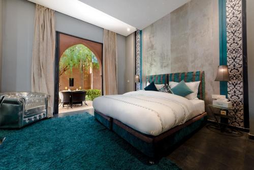 Residence Dar Lamia Marrakech istabas fotogrāfijas