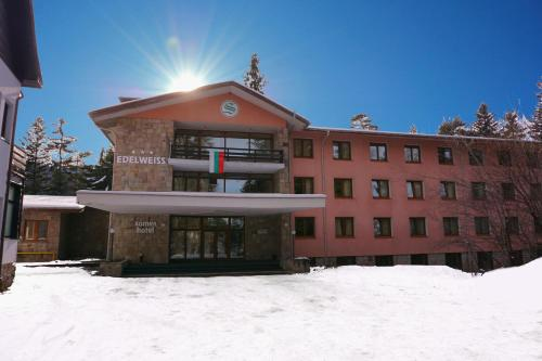 . Hotel Borovets Edelweiss