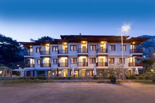 Akyaka Summer Hotel odalar
