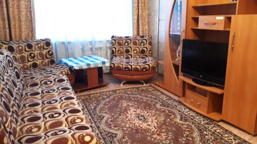 Apartment On Zh. Saina Street 30B