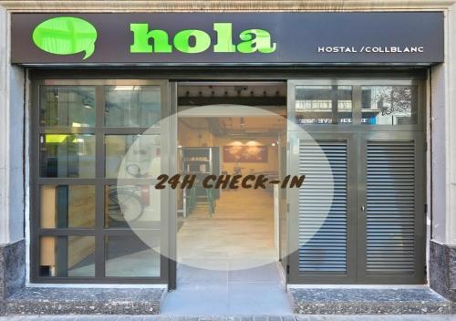 Hola Hostal Collblanc