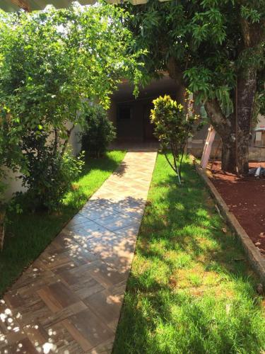 Casa na Terra das Cataratas