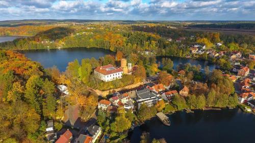 Kasteel-overnachting met je hond in Zamek Joannitów - Łagów