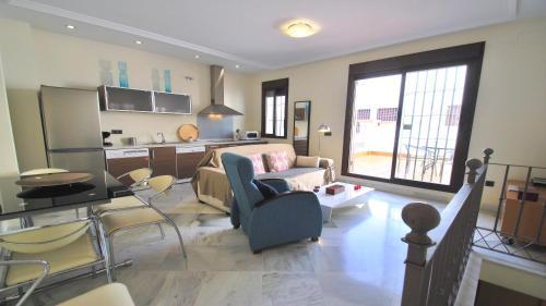 . Living-Sevilla Apartments San Lorenzo