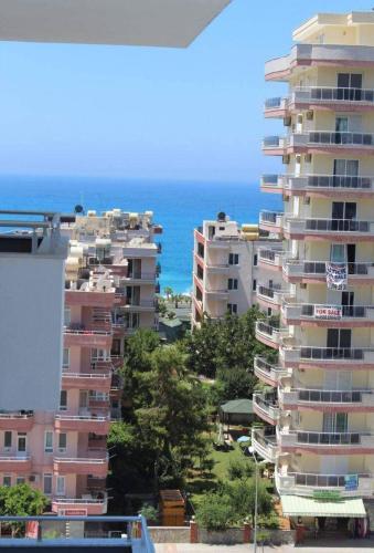 Mahmutlar Mahmutlar Belediyesi Дублекс 3+1 odalar