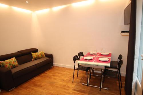 Apartment Passy impression