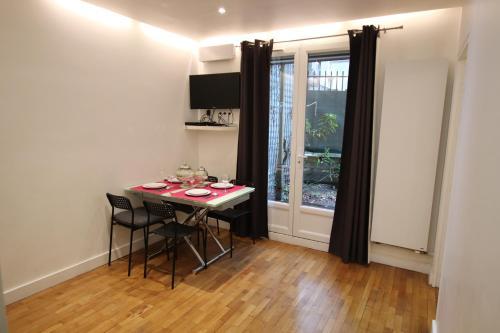 Apartment Passy photo 37