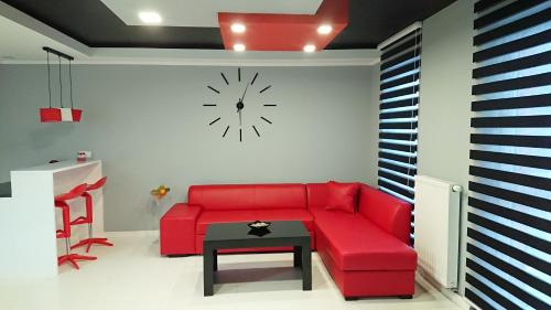 . Apartament Exclusive RedBlack