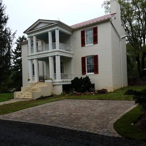Mountain Home Bed & Breakfast - Accommodation - Front Royal