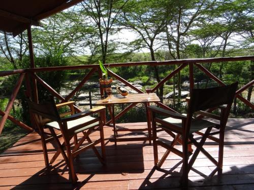 Crocodile Camp-Masai Mara
