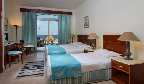 Camera Matrimoniale con Vista Mare - Solo Residenti e Cittadini Egiziani (Double Room with Sea View - Egyptians and Residents Only)