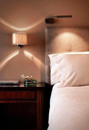 Habitación Individual Deluxe Interior Hotel Rector 3