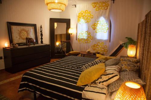Suite Doble Deluxe - Cama grande Mar y Villas - Raíces del Sur 6