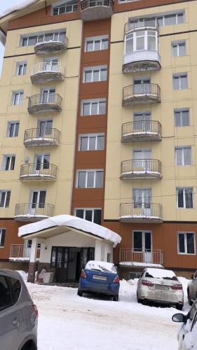 Домбай 2х ком квартира на Аланской - Apartment - Dombay