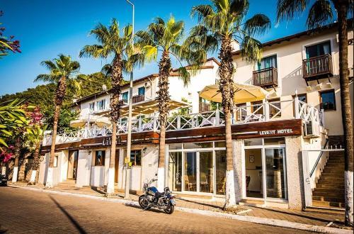 Mugla levent hotel yol tarifi