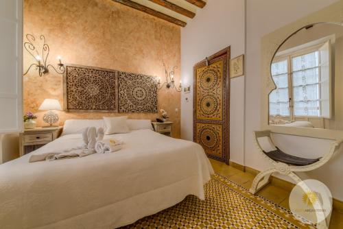 Double or Twin Room with Balcony Hotel Argantonio 1