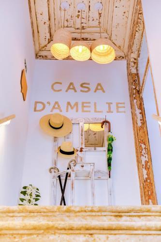 A Casa D'Amelie, Faro