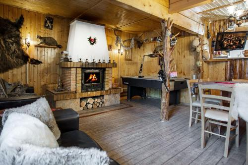 Vila Maria Rustic Predeal - Accommodation