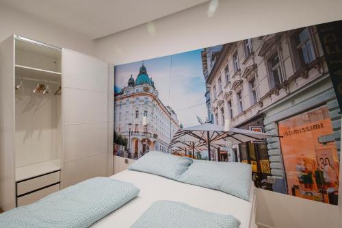 HotelMosaic Apartments Ljubljana