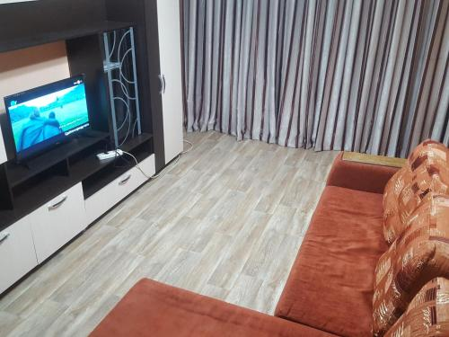 Apartment on Bulvar Ankudinova 13 - Hotel - Yuzhno-Sakhalinsk