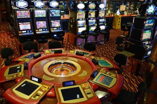 Cash out casino